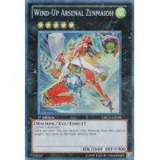 ORCS-EN098 Wind-Up Arsenal Zenmaioh Secret Rare