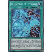 LTGY-FR062 Formation Feu - Gyokkou Super Rare