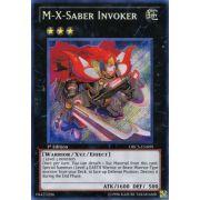 ORCS-EN099 M-X-Saber Invoker Secret Rare
