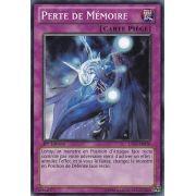 LTGY-FR070 Perte de Mémoire Commune