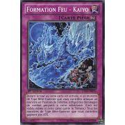 LTGY-FR075 Formation Feu - Kaiyo Commune
