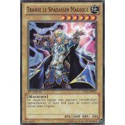YS13-FR002 Transe le Spadassin Magique Commune