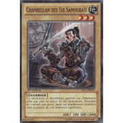 YS13-FR005 Chambellan des Six Samouraïs Commune