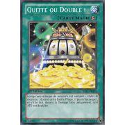 YS13-FR024 Quitte ou Double ! Commune