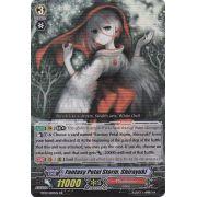 BT09/009EN Fantasy Petal Storm, Shirayuki Double Rare (RR)