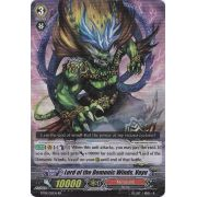 BT09/015EN Lord of the Demonic Winds, Vayu Double Rare (RR)