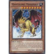 BP02-FR073 Manticore Mosaïque Rare