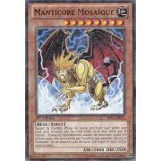 BP02-FR073 Manticore Mosaïque Mosaic Rare