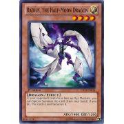 LTGY-EN014 Radius, the Half-Moon Dragon Commune