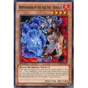 LTGY-EN029 Brotherhood of the Fire Fist - Buffalo Rare