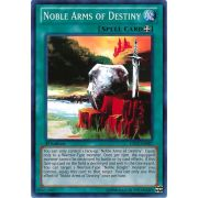 LTGY-EN087 Noble Arms of Destiny Super Rare