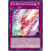 LTGY-EN089 Five Brothers Explosion Commune