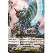 PR/0029EN Triple Dark Armor Commune (C)