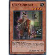 EXVC-EN029 Shien's Advisor Super Rare