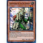 AP01-EN006 Kagemusha of the Six Samurai Super Rare