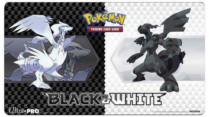 Tapis de jeu pok mon noir blanc - Liste des pokemon noir et blanc ...