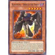 TU07-EN018 Blackwing - Sirocco the Dawn Commune