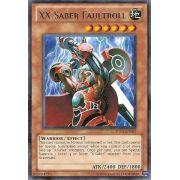 TU03-EN007 XX-Saber Faultroll Rare