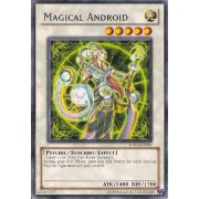 TU03-EN009 Magical Android Rare