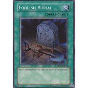 TU02-EN004 Foolish Burial Super Rare