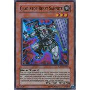 TU01-EN004 Gladiator Beast Samnite Super Rare