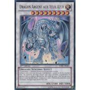 SDBE-FR040 Dragon Argent aux Yeux Azur Super Rare