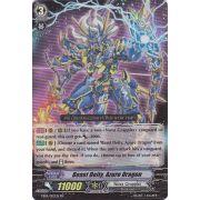 EB04/003EN Beast Deity, Azure Dragon Double Rare (RR)