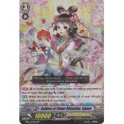 EB05/004EN Goddess of Flower Divination, Sakuya Double Rare (RR)