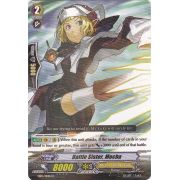 EB05/011EN Battle Sister, Mocha Rare (R)