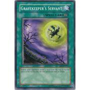 DB1-EN017 Gravekeeper's Servant Commune