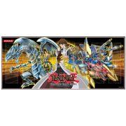 Tapis de jeu Kaiba Dragon Blanc aux Yeux Bleus et Dragon Cannon XYZ