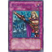 DB2-EN014 Royal Command Rare