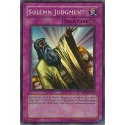 DB2-EN073 Solemn Judgment Super Rare