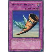 DB2-EN076 Horn of Heaven Rare