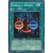 DB2-EN077 Shield & Sword Commune
