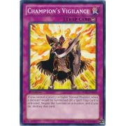 SDBE-EN039 Champion's Vigilance Commune