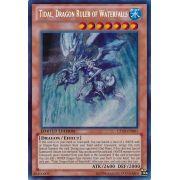 CT10-EN001 Tidal, Dragon Ruler of Waterfalls Secret Rare