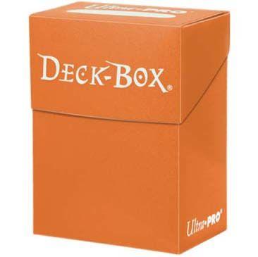 Deck Box Orange