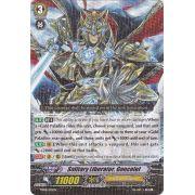 TD08/001EN Solitary Liberator, Gancelot Rare (R)