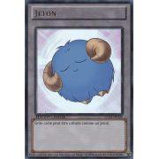 LC04-FR004 Jeton Mouton Bleu Ultra Rare