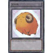 LC04-FR007 Jeton Mouton Jaune Ultra Rare