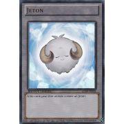 LC04-FR008 Jeton Agneau Blanc Ultra Rare