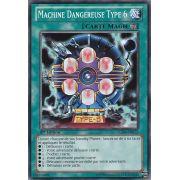 LCJW-FR072 Machine Dangereuse Type 6 Commune