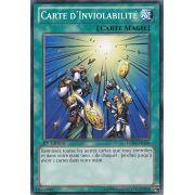 LCJW-FR126 Carte d'Inviolabilité Commune