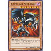 LCJW-EN031 Red-Eyes Black Metal Dragon Commune