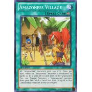 LCJW-EN104 Amazoness Village Commune