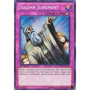 LCJW-EN182 Solemn Judgment Secret Rare