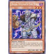 LCJW-EN243 Broww, Huntsman of Dark World Secret Rare