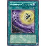 DLG1-EN056 Gravekeeper's Servant Commune