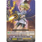 BT11/024EN Wild Shot Celestial, Raguel Rare (R)